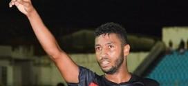 Jogador de Pindaré, Gabriel faz mais dois gols pelo Moto e assume posto importante no time