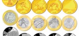 Banco Central lançará moedas de R$ 1,00, R$ 5,00 e R$ 10,00
