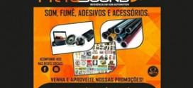 Preto Sound – Referência em som automotivo