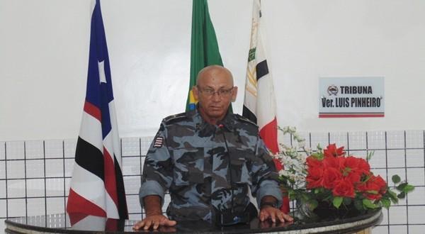 Pindaré: Tenente Rui Barbosa recebe Título de Cidadão Honorário