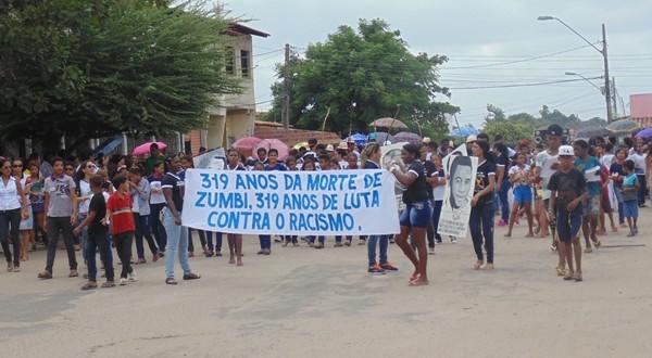 """Encontro Negro """"Iê Viva Zumbi"""" marca o Dia da Consciência Negra em Pindaré – Mirim"""