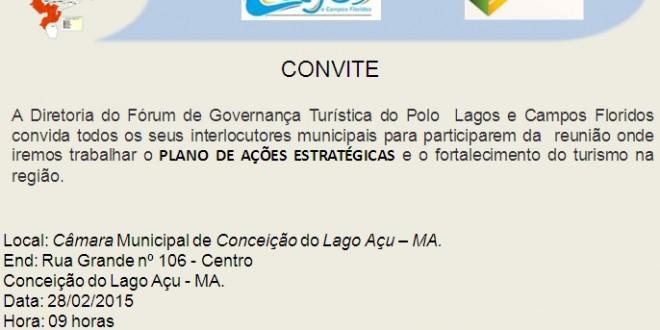 Pindaré – Mirim não terá representante em reunião sobre o fortalecimento do turismo local