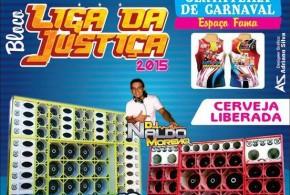O carnaval começa na sexta – feira na festa do Bloco 'Liga da Justiça' em Pindaré