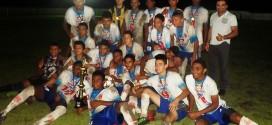 América Sabbak conquista etapa Regional da Copa Maranhão de Futebol Sub-17