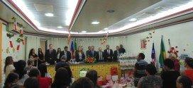 Festa das mães na Câmara de Vereadores de Pindaré Mirim