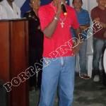João Cruz está em estado grave em São Luís.