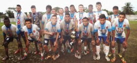 América Sabbak conquista I Copa Nova Olinda Sub 18