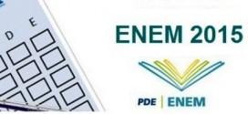 Estão abertas as inscrições para o ENEM 2015