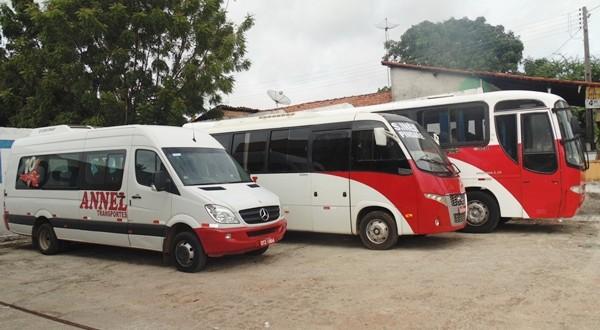 Pindaré Mirim recebe nova frota de veículos que deve transportar passageiros na linha Pindaré/Santa Inês