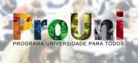 Inscrição no Prouni do 2º semestre começa hoje; veja como participar