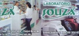 Em Pindaré, conte com o Laboratório e Drogaria Souza