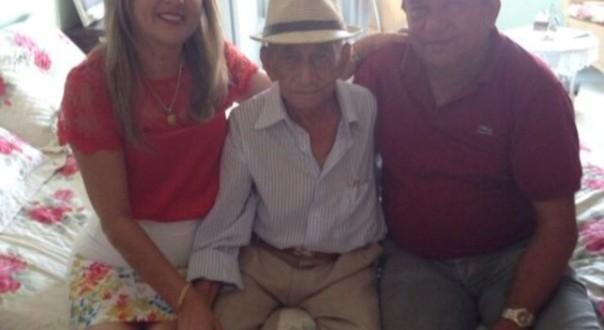 Morre em São Luís, Natalino Salgado, pai do ex – prefeito de Pindaré Mirim
