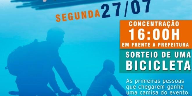 Pindaré 92 anos – Hoje acontece Passeio Ciclístico em comemoração ao aniversário da cidade