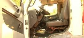 Caminhão de distribuição de gás é assaltado em Monção