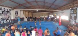 Projeto Artes Marciais de Pindaré promove Seminário de Boxe e Muay Thay com o Professor Delta Simpper