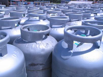 Gás de cozinha sobe 15% a partir de hoje