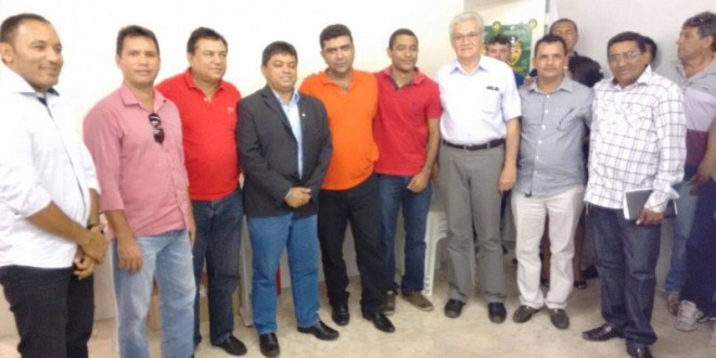 Ato Regional de Filiação do PC do B acontece neste sábado (05) em Pindaré Mirim