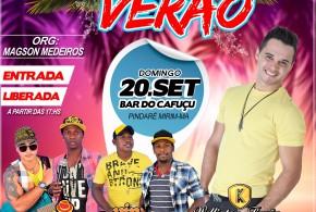 Alegria e agitação neste domingo no Pindaré Fest Verão com Konexsamba e Samba Vip