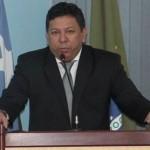 Orlando Mendes. Presidente da Câmara de Vereadores de Santa Inês. Foto: Divulgação.