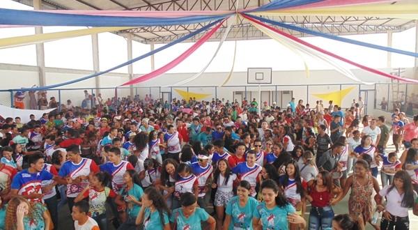 Pastoral da Juventude do Maranhão comemora 30 anos com grande evento em Pindaré Mirim
