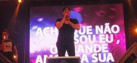 Wesley Safadão realiza um show inesquecível na cidade de Santa Inês