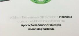 Tufilândia é considerada a primeira melhor cidade do Brasil nas aplicações de recursos da saúde e educação, diz estudo