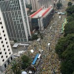 avenida paulista protesto