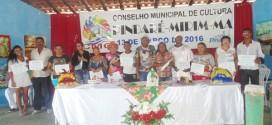 Solenidade cultural marca a posse do Conselho Municipal de Cultura de Pindaré Mirim