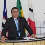 Senador Roberto Rocha em visita a Pindaré-Mirim. Foto: William Junior/Portal Pindaré