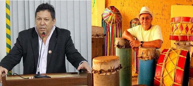 Vereador Orlando Mendes lamenta morte do cantor Papete