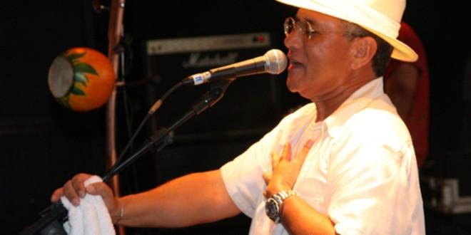 Morre o cantor e compositor maranhense Papete