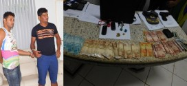 Serviço de inteligência do 7ºBPM prende traficante de drogas em Pindaré