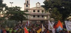Missa festiva encerra o Jubileu das Santas Missões Populares na Paróquia Santa Inês