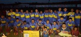 Seleção de Bom Jardim é campeã do Copão da BR 2016