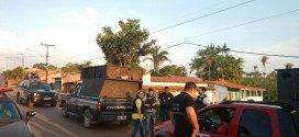 Operação de combate a propaganda eleitoral irregular apreende 20 veículos em Santa Luzia