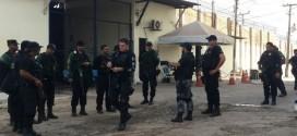 Governo reforça ações ostensivas de segurança no Complexo de Pedrinhas