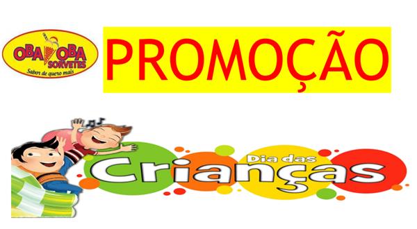 Sorveteria Oba Oba – Pindaré Mirim agora dispõe também de Milk Shakes e realiza promoção do Dia das Crianças