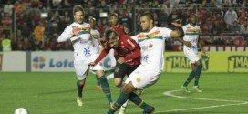 Sampaio joga duro contra o Brasil e fica no empate em Pelotas