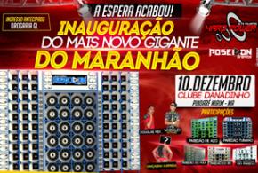 A espera acabou! Dia 10 de dezembro inaugura o Paredão Poseidon Supremus, o mais novo gigante do Maranhão