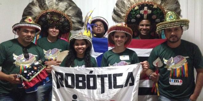 Estudantes de Pindaré Mirim são convidados para participar de evento de robótica em Portugal