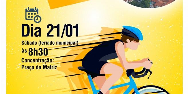 Paróquia Santa Inês realizará II Passeio Ciclístico em comemoração ao dia da Padroeira da Cidade