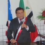 Henrique Salgado, prefeito eleito de Pindaré Mirim. Foto: William Junior/Portal Pindaré