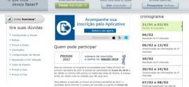 Inscrições para 77 mil bolsas remanescentes do Prouni já estão abertas