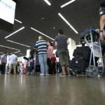 bagagens aeroporto