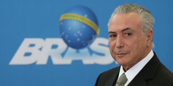 Ex-presidente Michel Temer é preso pela Operação Lava Jato
