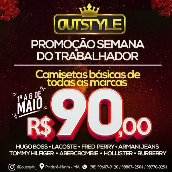 promocao outstyle