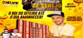 Dia 10 de junho acontece a 5ª edição do 'Arraiá do Zé Serejo' em Pindaré Mirim