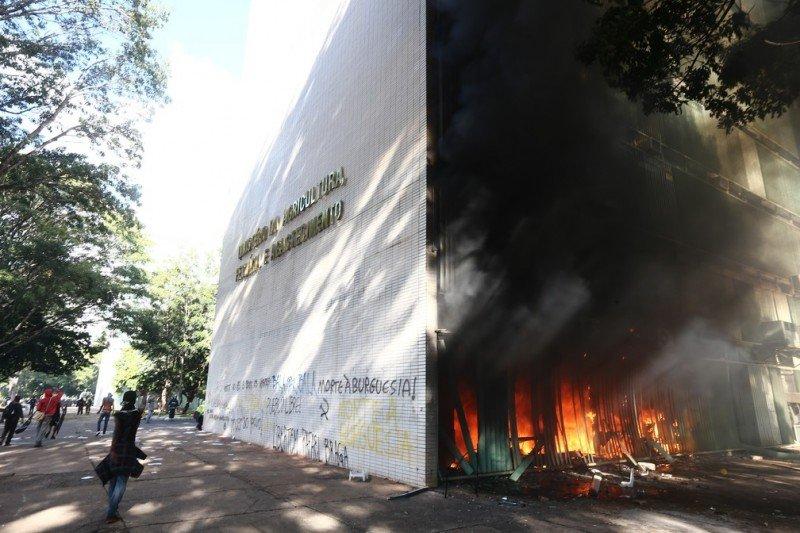 fogo ministerio