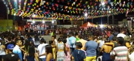 Boi Milagroso deu um show na abertura do Arraial de São Pedro 2017