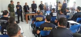 Curso de nivelamento policial é realizado em Santa Inês